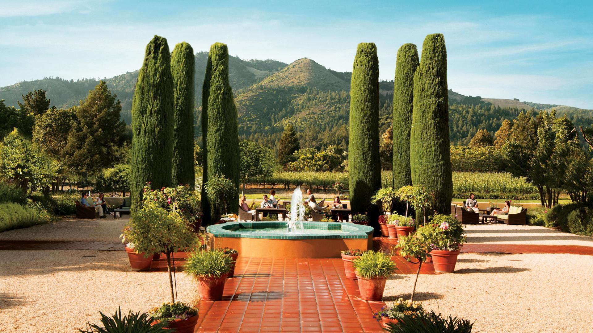 Landmark Vineyards, Califonria