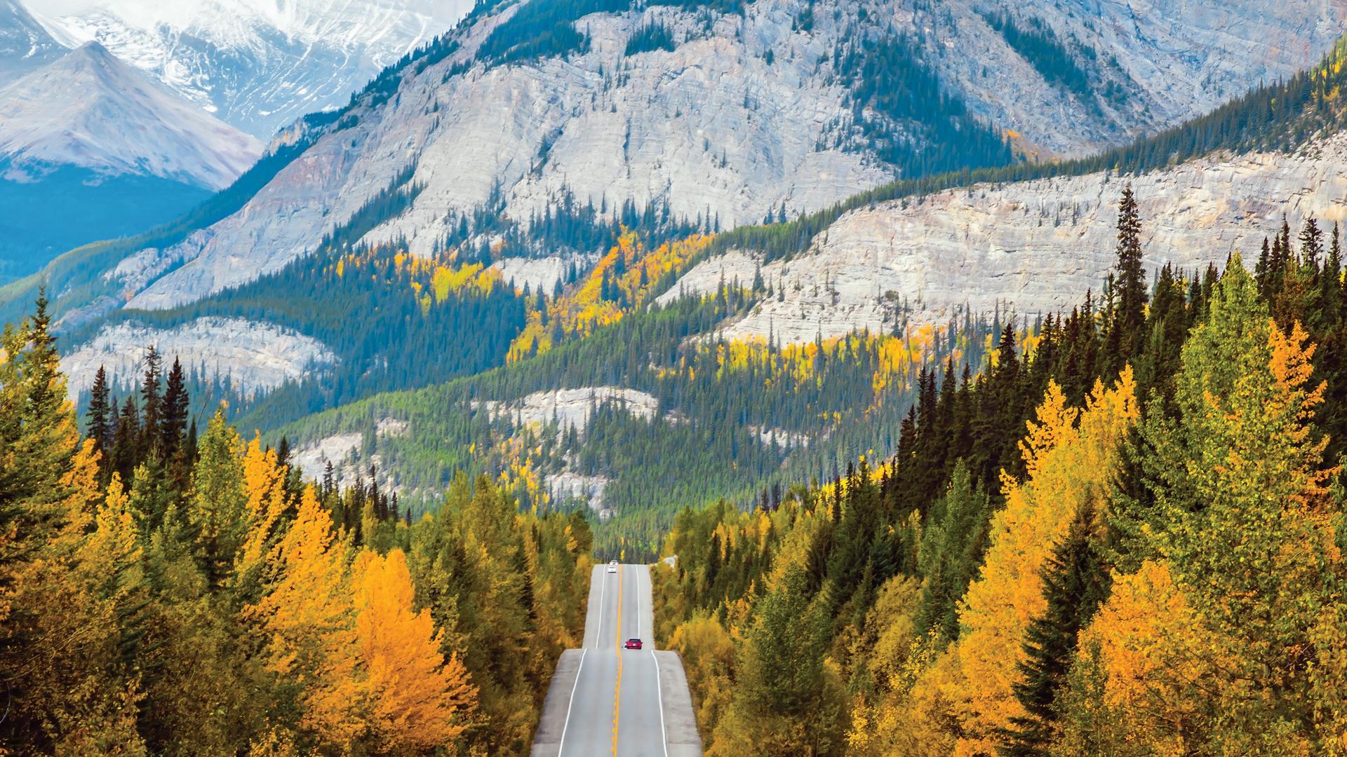 Cross Canada road trip