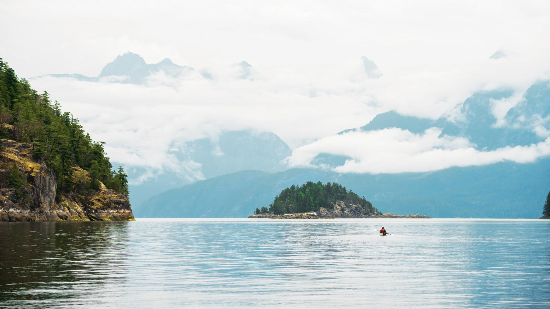 Sunshine Coast, B.C.