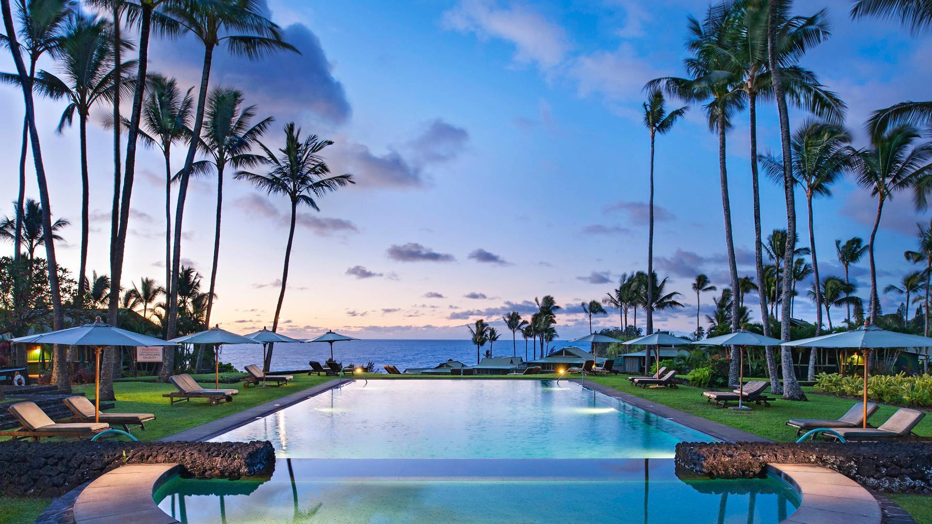 Travaasa Hana, Maui