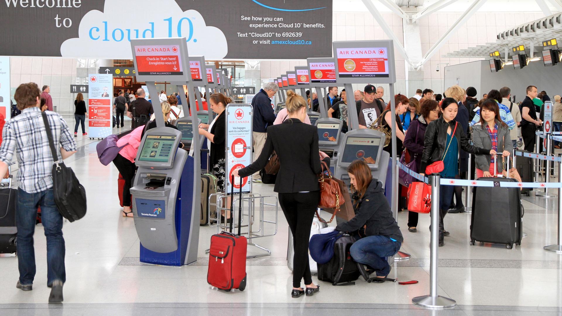 Toronto Pearson International Airport