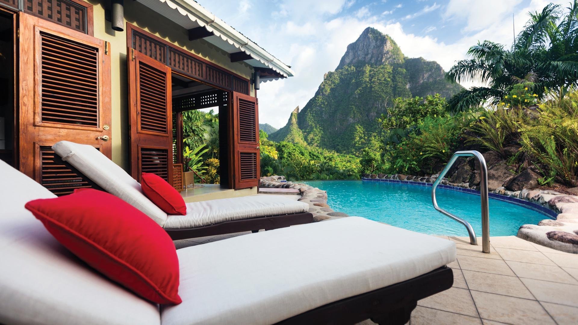 Stonefield Villa Resort, Saint Lucia