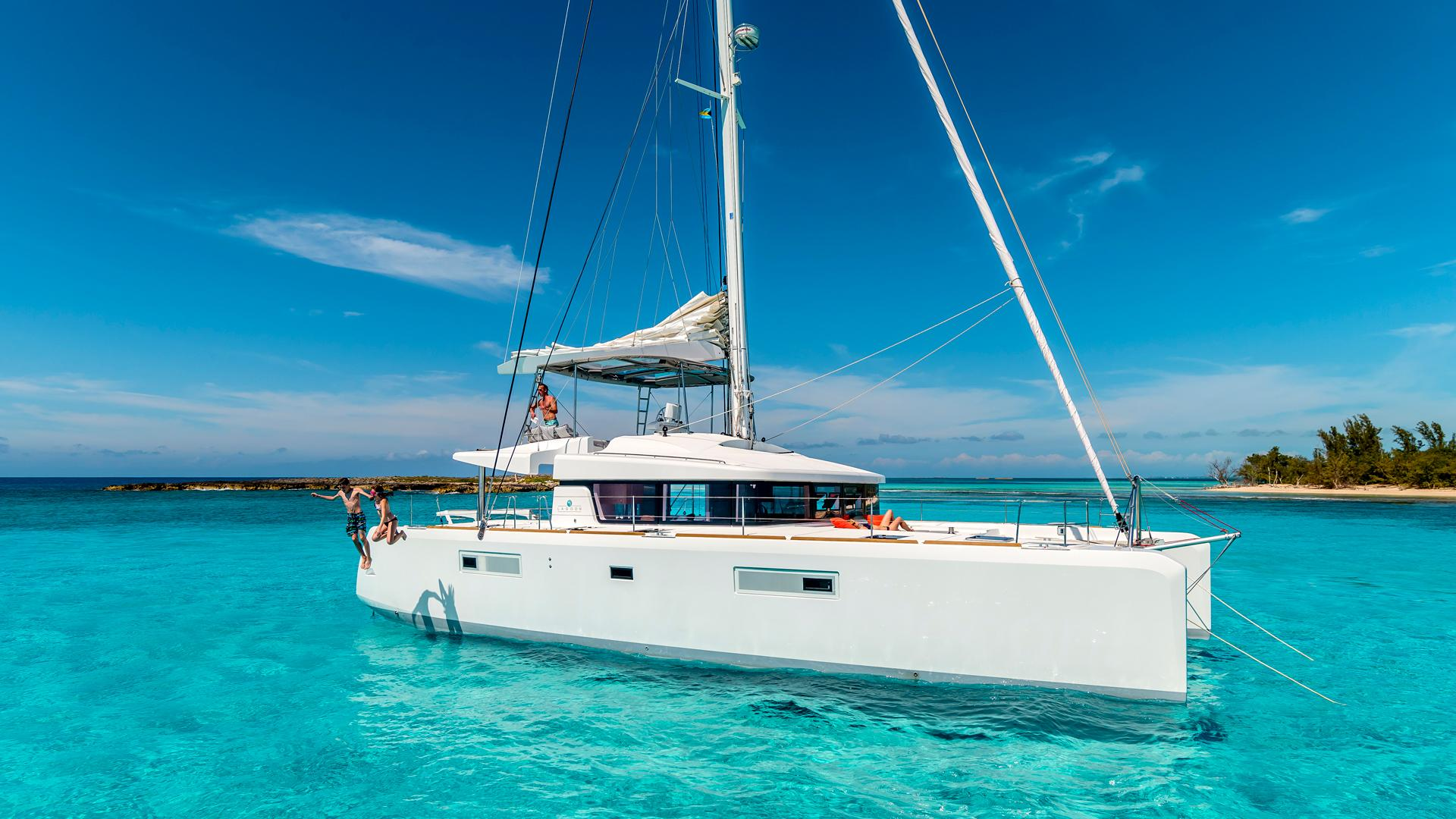 TradeWinds catamaran cruises