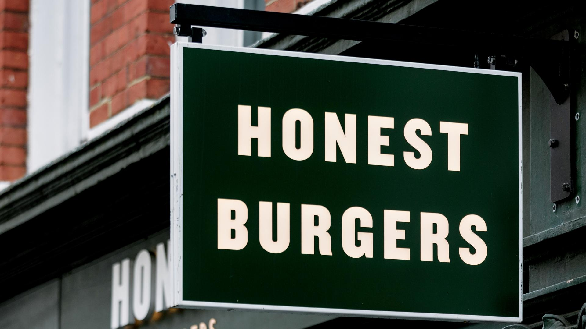 Honest Burgers at Brixton Village and Market Row, London, UK