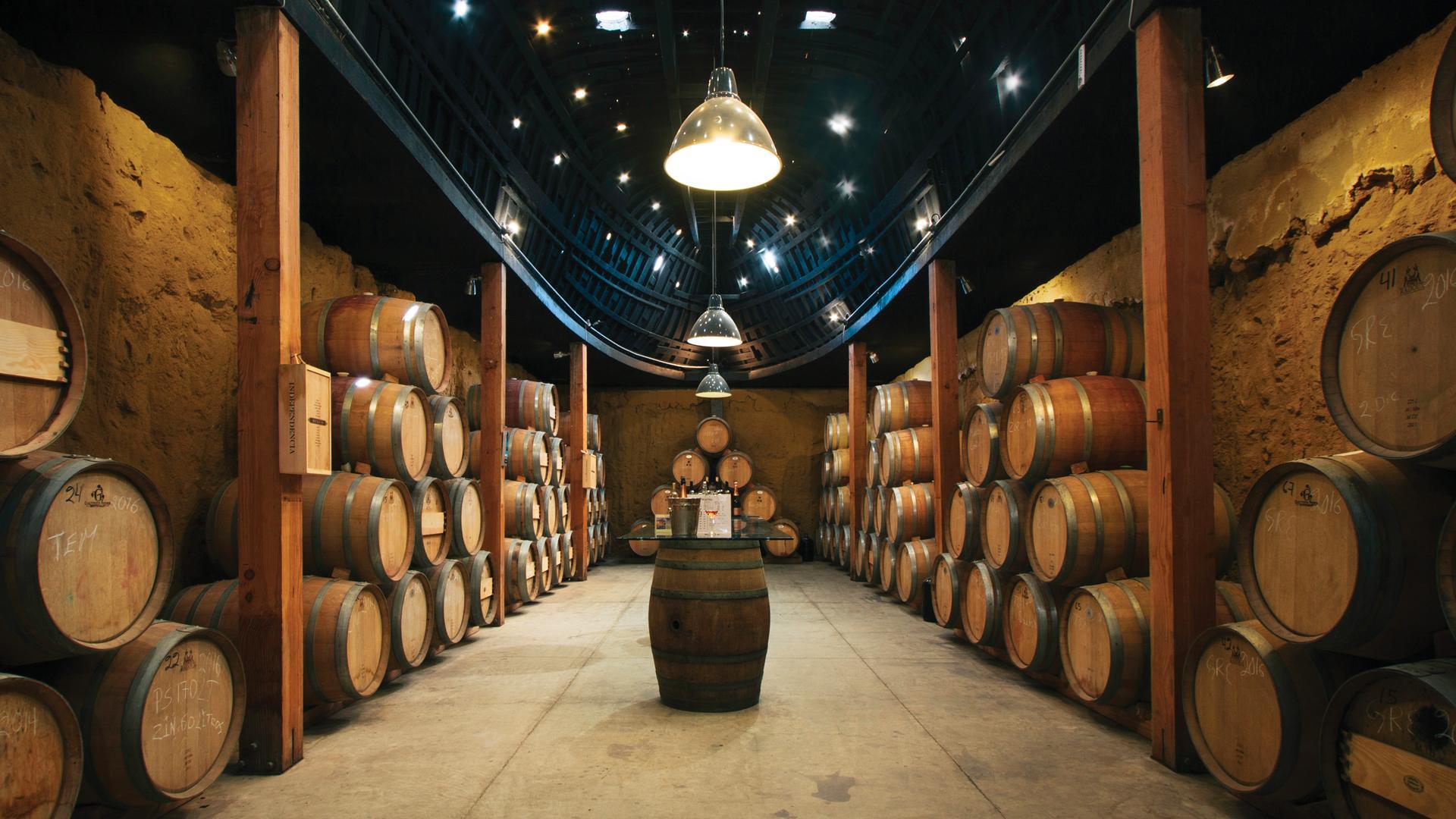 Vena Cava winery in Valle de Guadalupe, Mexico