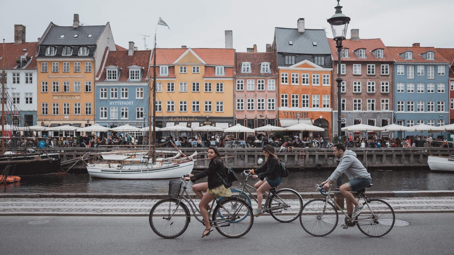 Europe's borders reopen to visitors from Canada | Nyhavn, Copenhagen, Denmark
