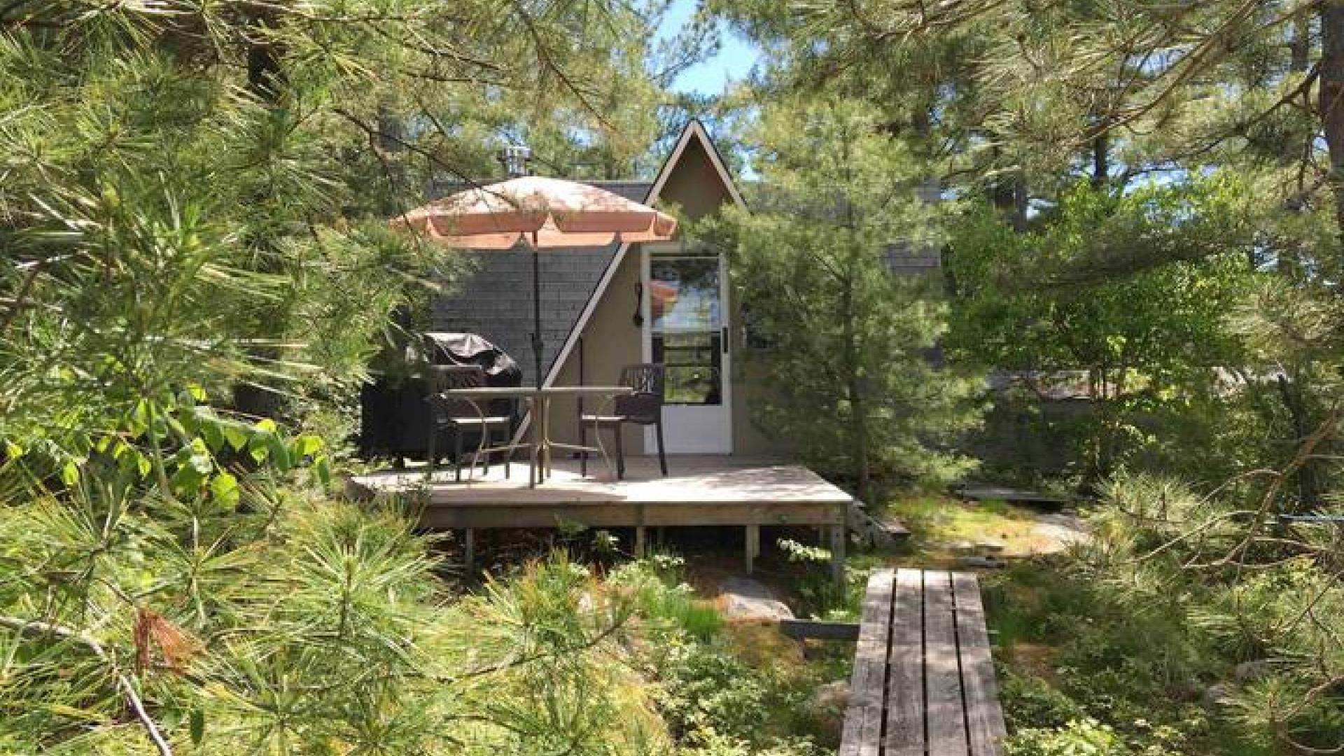 Ontario's coolest cabins to rent | Georgian Bay