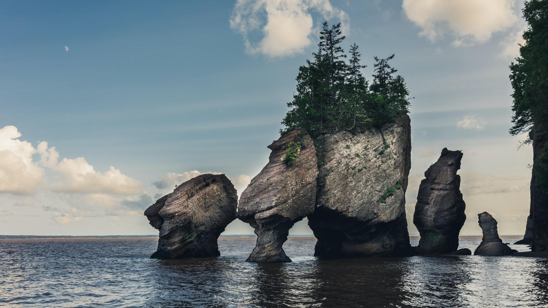 Canadian natural wonders | Bay of Fundy