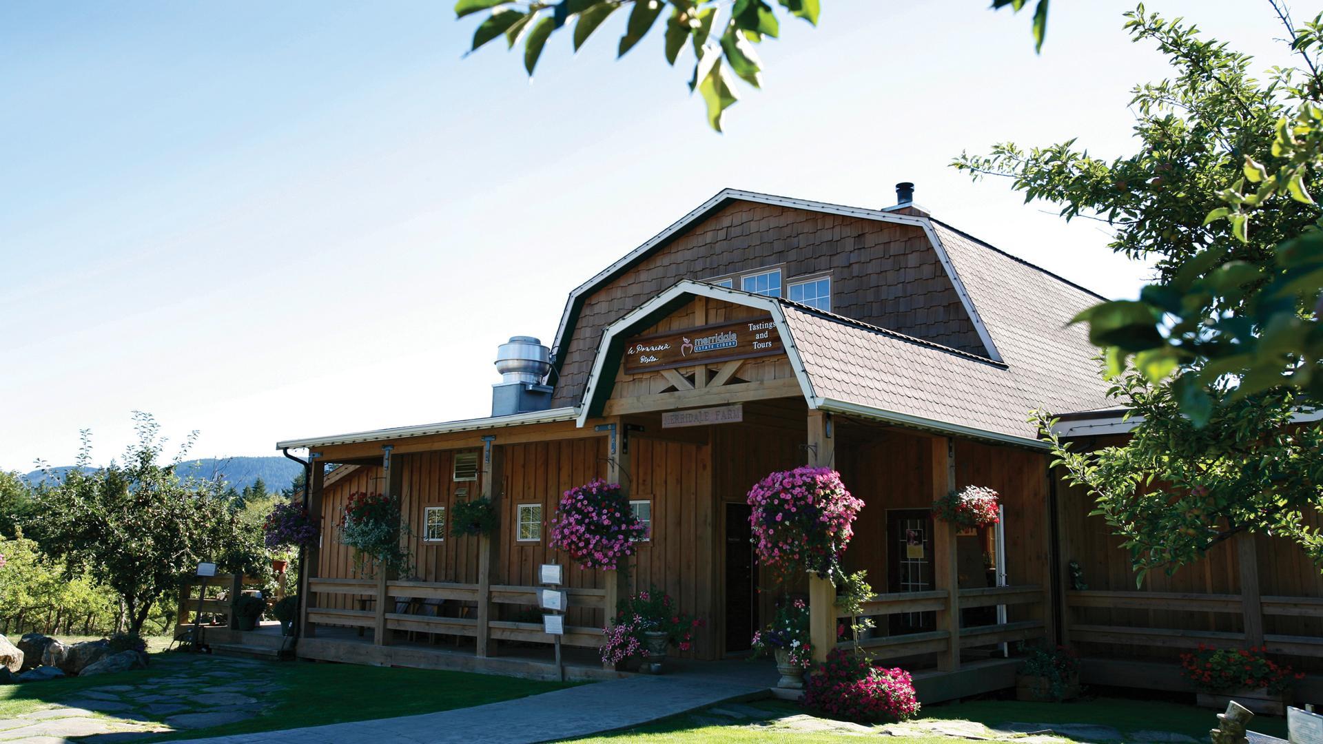Restaurants in Victoria, B.C. plus hotels, activities and more | Merridale Cidery & Distillery