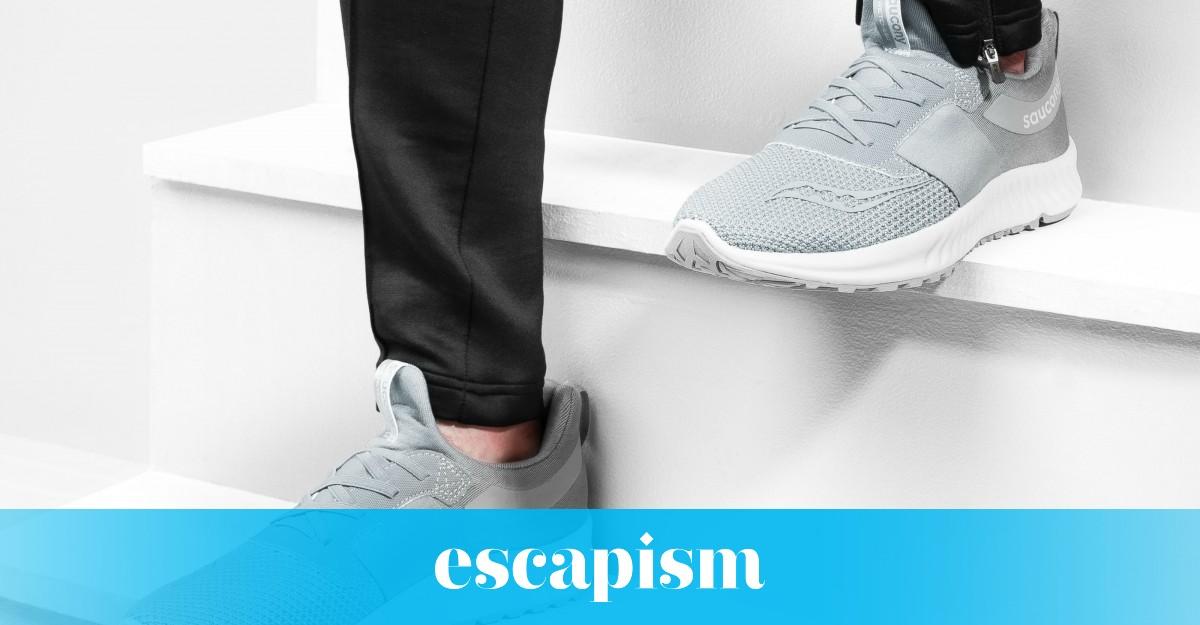 Saucony Stretch \u0026 Go Breeze   Escapism