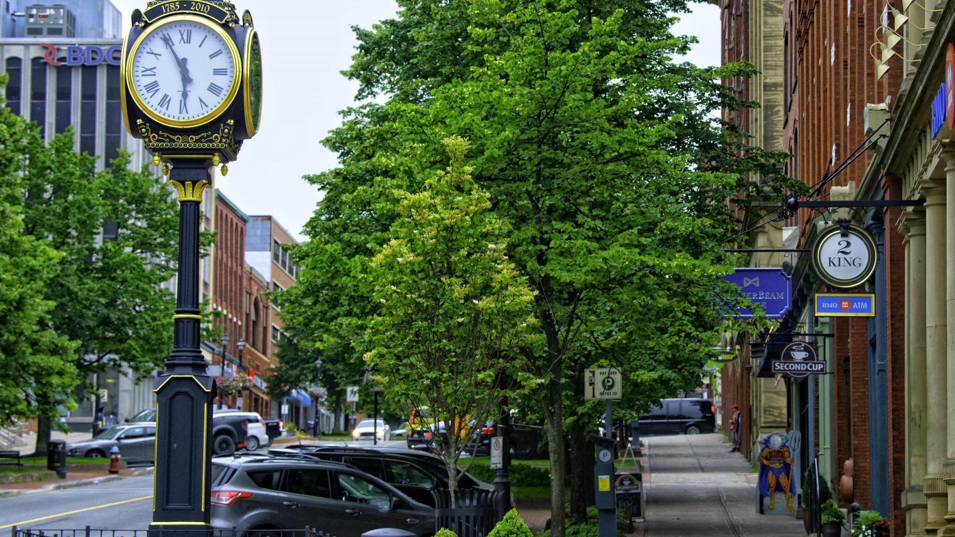 Saint John, New Brunswick city guide