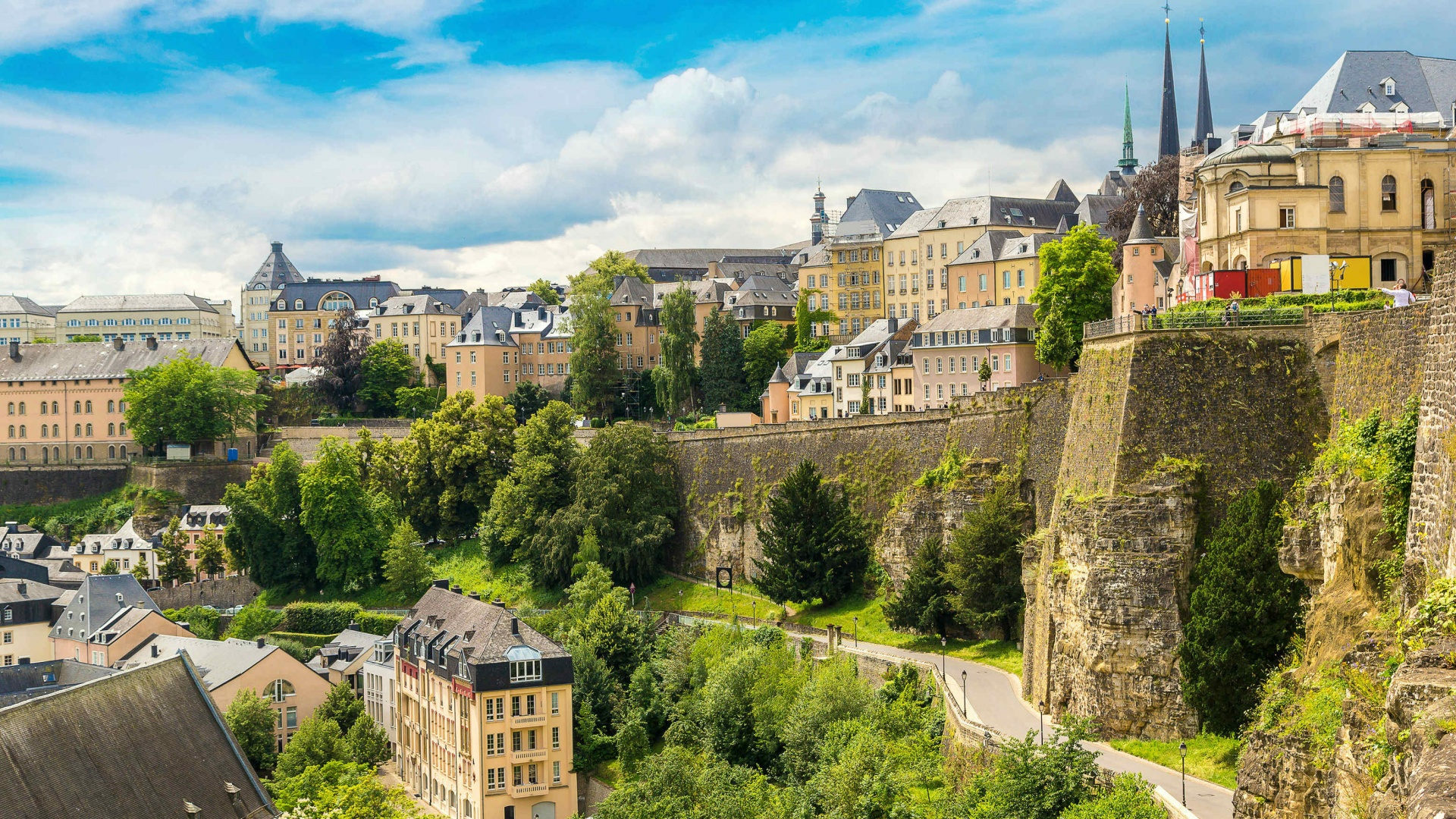 Free public transit is coming to Luxembourg