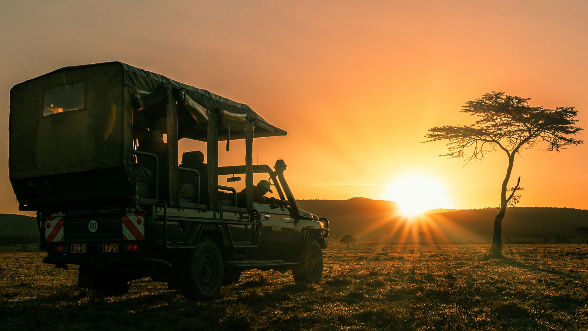 Make your African safari dream a reality with Olarro Kenya