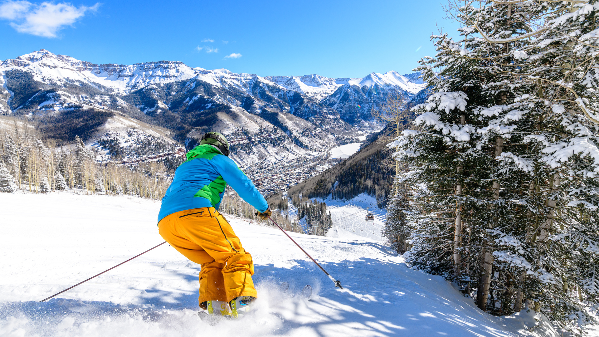 The best ski slopes around the world