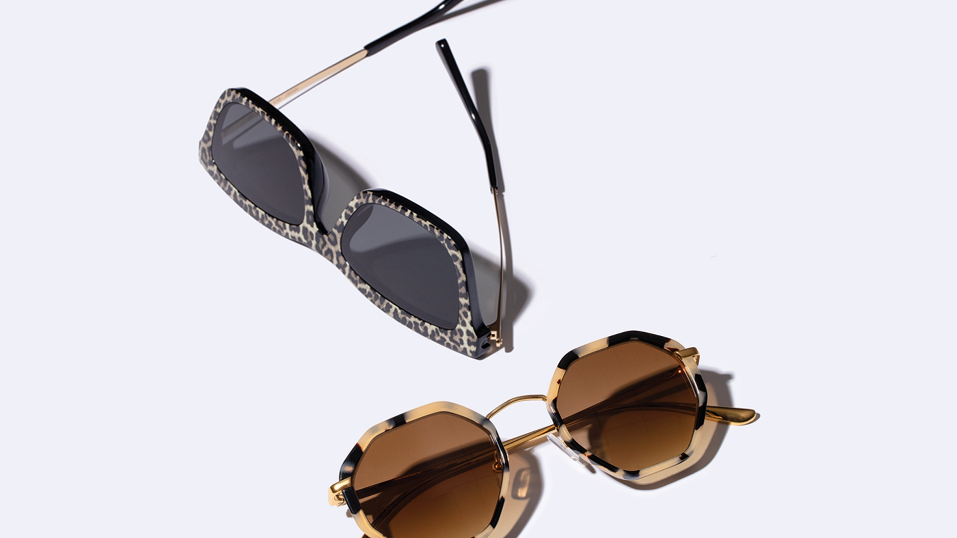 Polarized, cute and sporty sunglasses