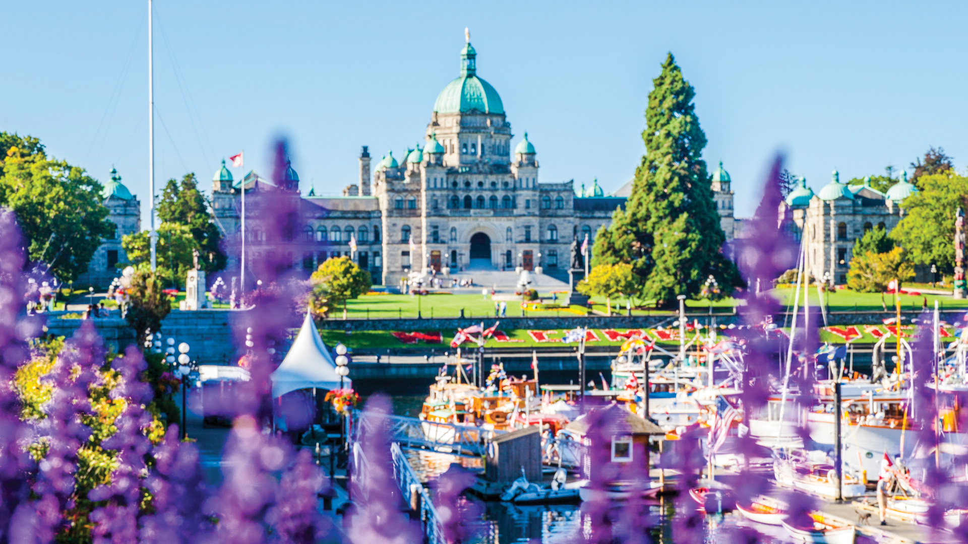 Restaurants in Victoria, B.C. plus hotels, activities and more