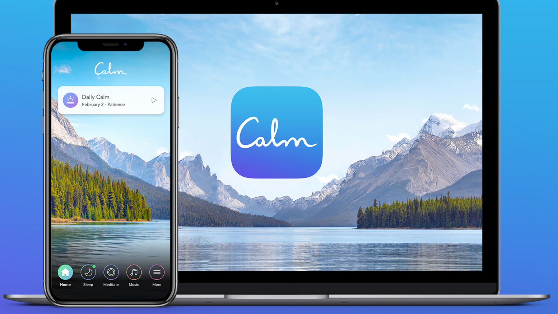 Mindfulness, wellness and relaxation apps