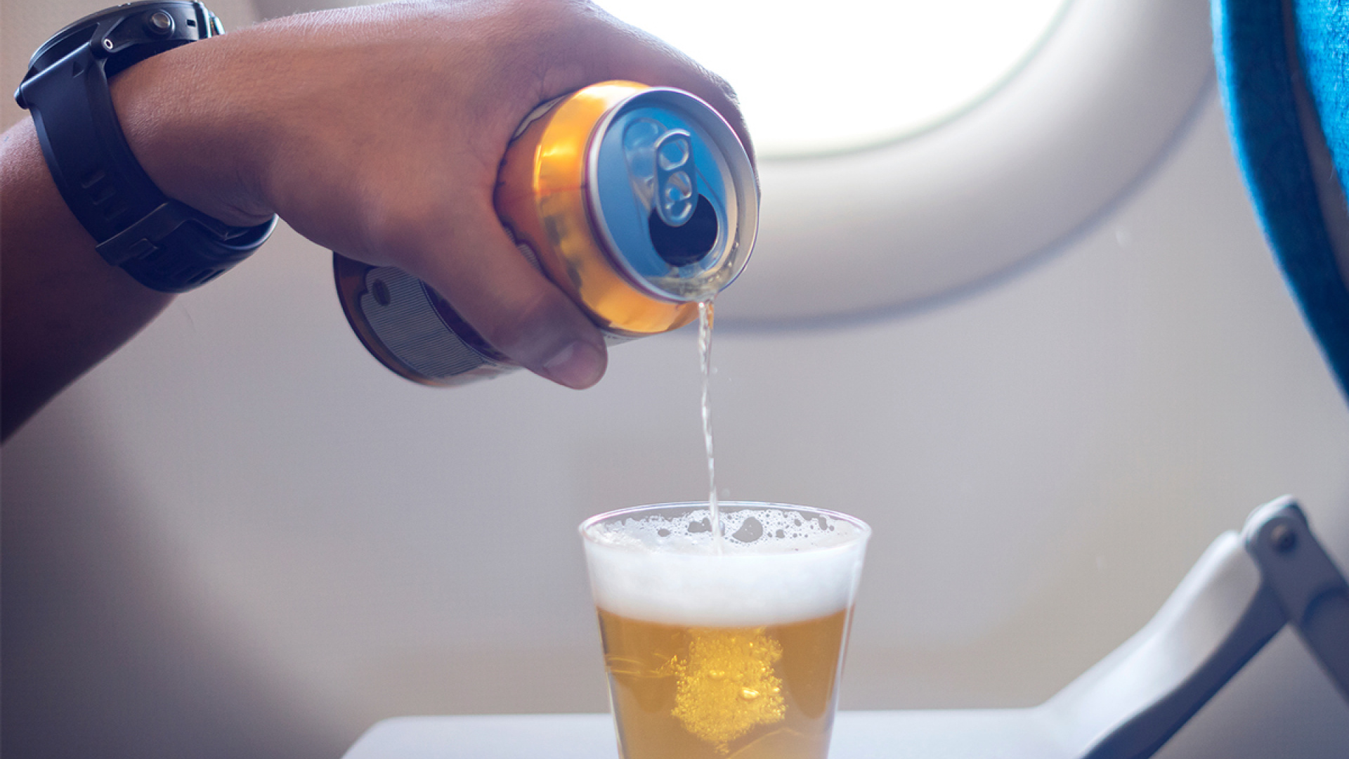 airlines ban alcohol COVID-19