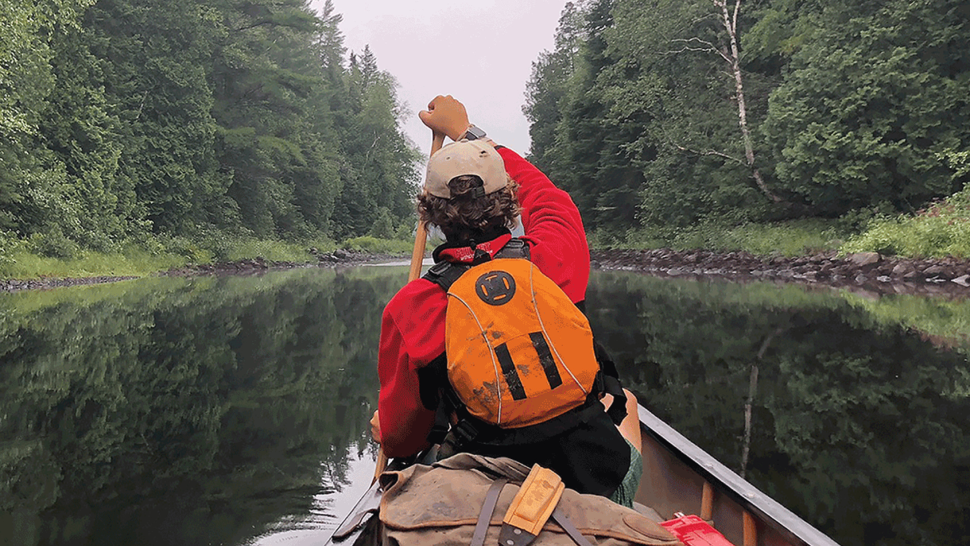 Explore Ontario's nature with MHO Adventures | Ontario canoe and portage trip