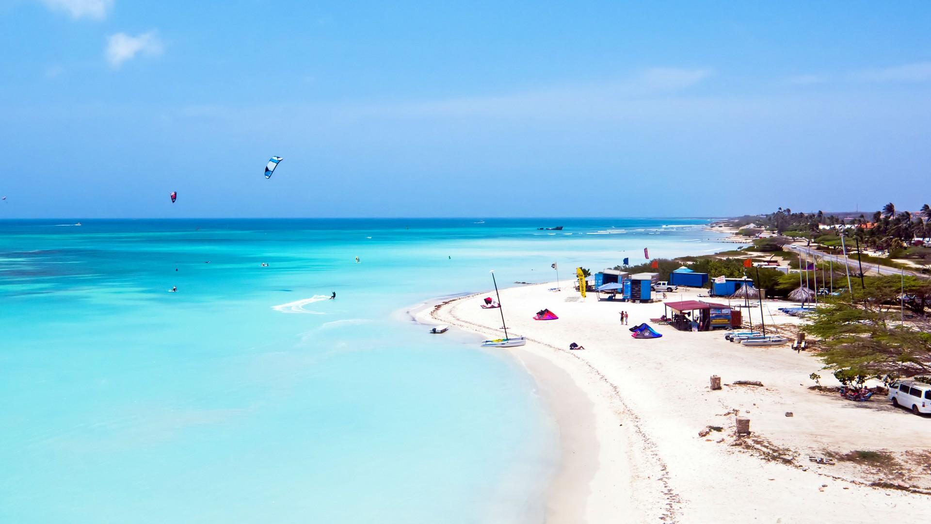 For the Beach Bum: Aruba