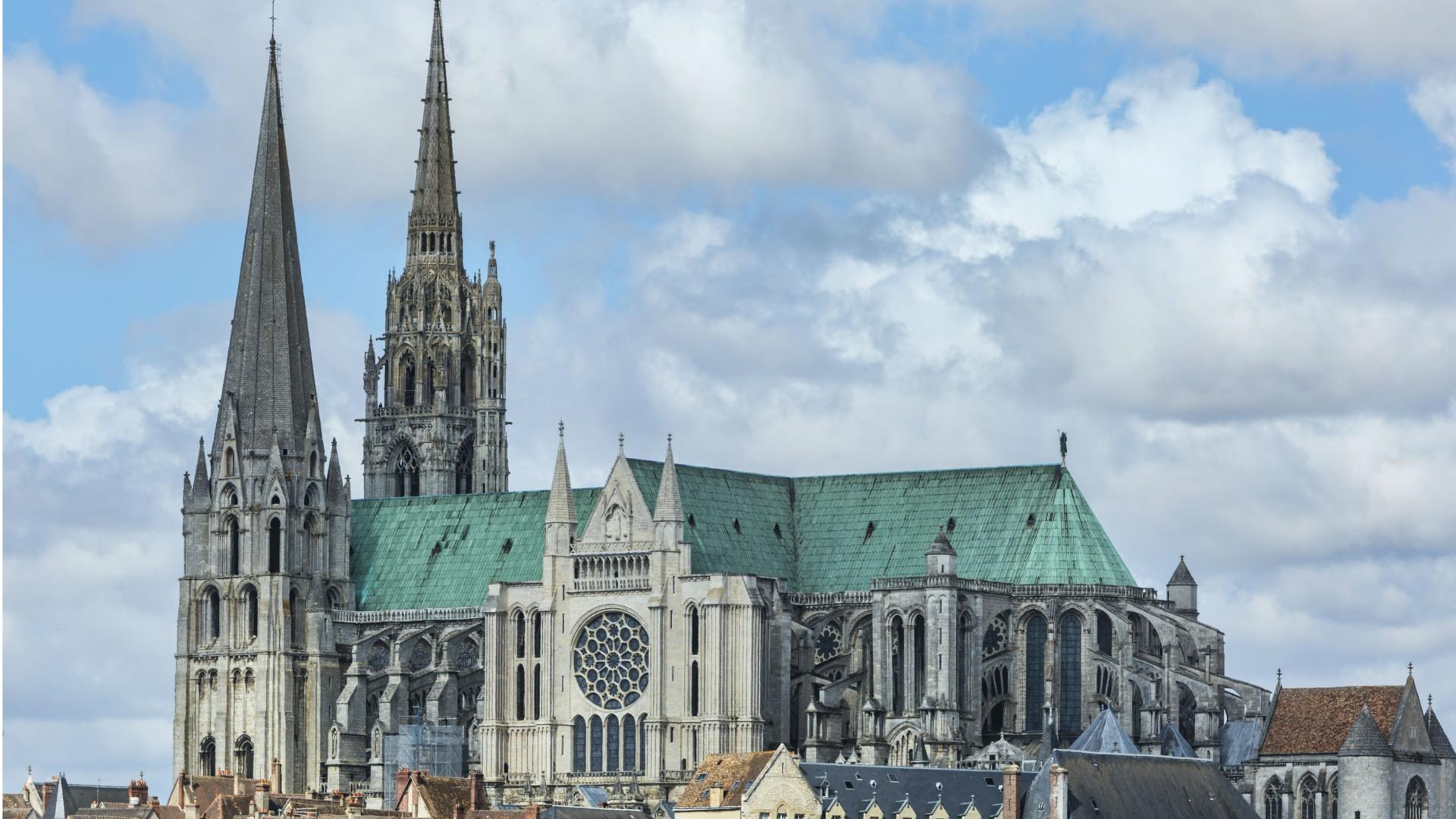 Cathédrale Notre Dame, France