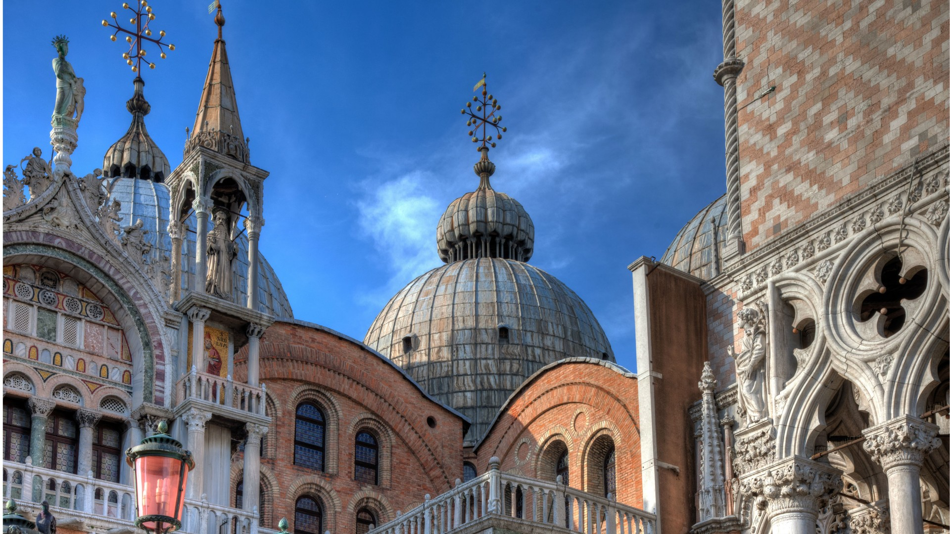 Basilica di San Marco, Italy