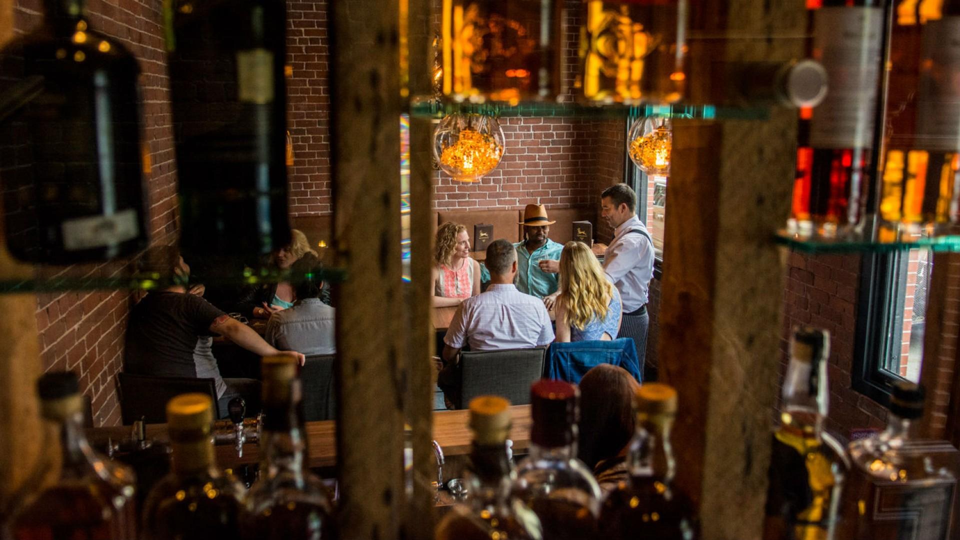 Hopscotch Whisky Bar