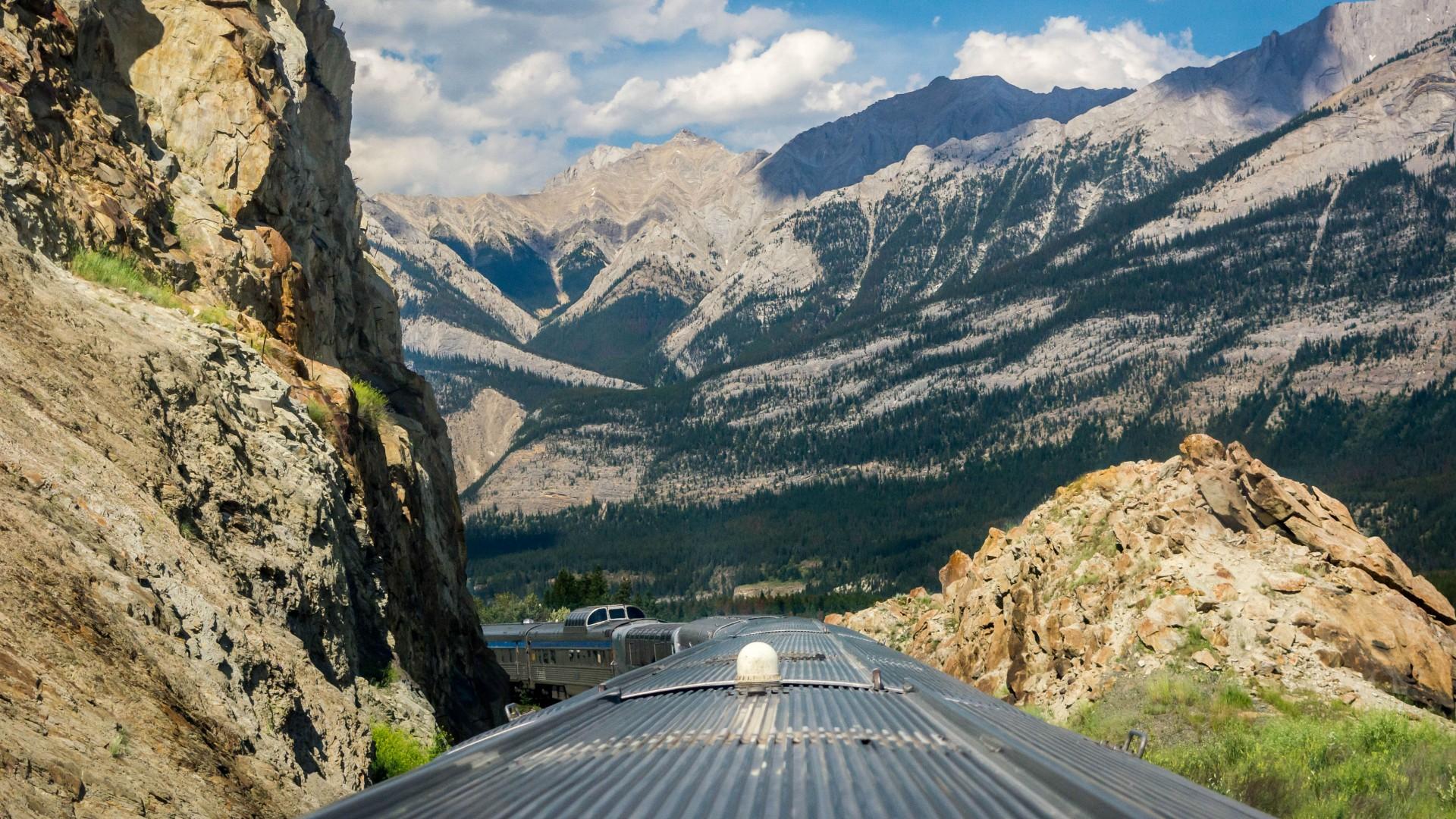 Take a Via Rail Cross Country Trip