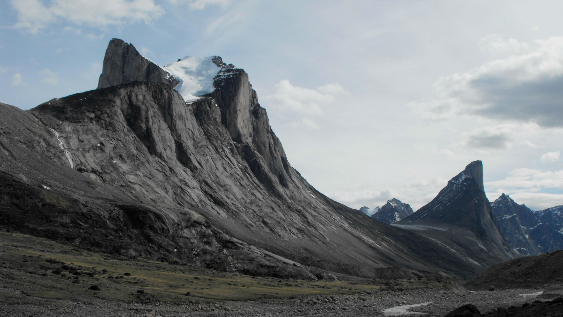 Climb Mount Thor