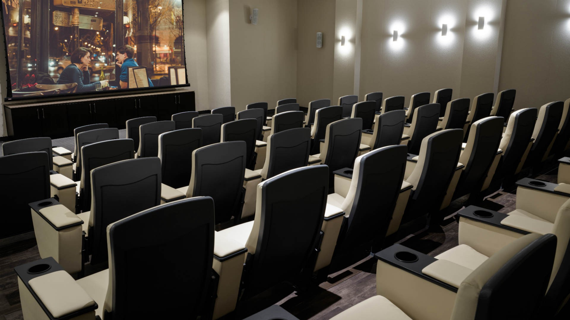 Hotel X Toronto review: the cinema