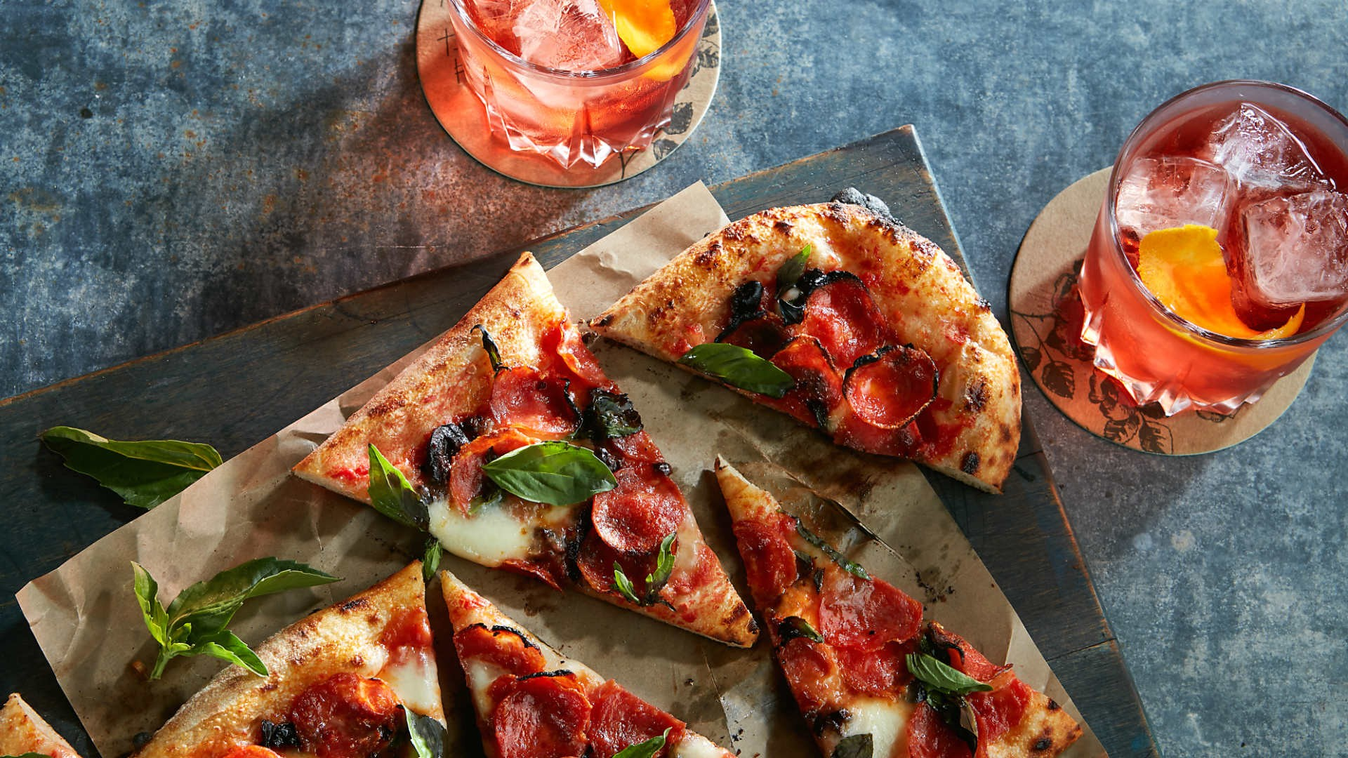 Hotel review: the Kimpton Saint George hotel, Toronto | Pizza from the Fortunate Fox