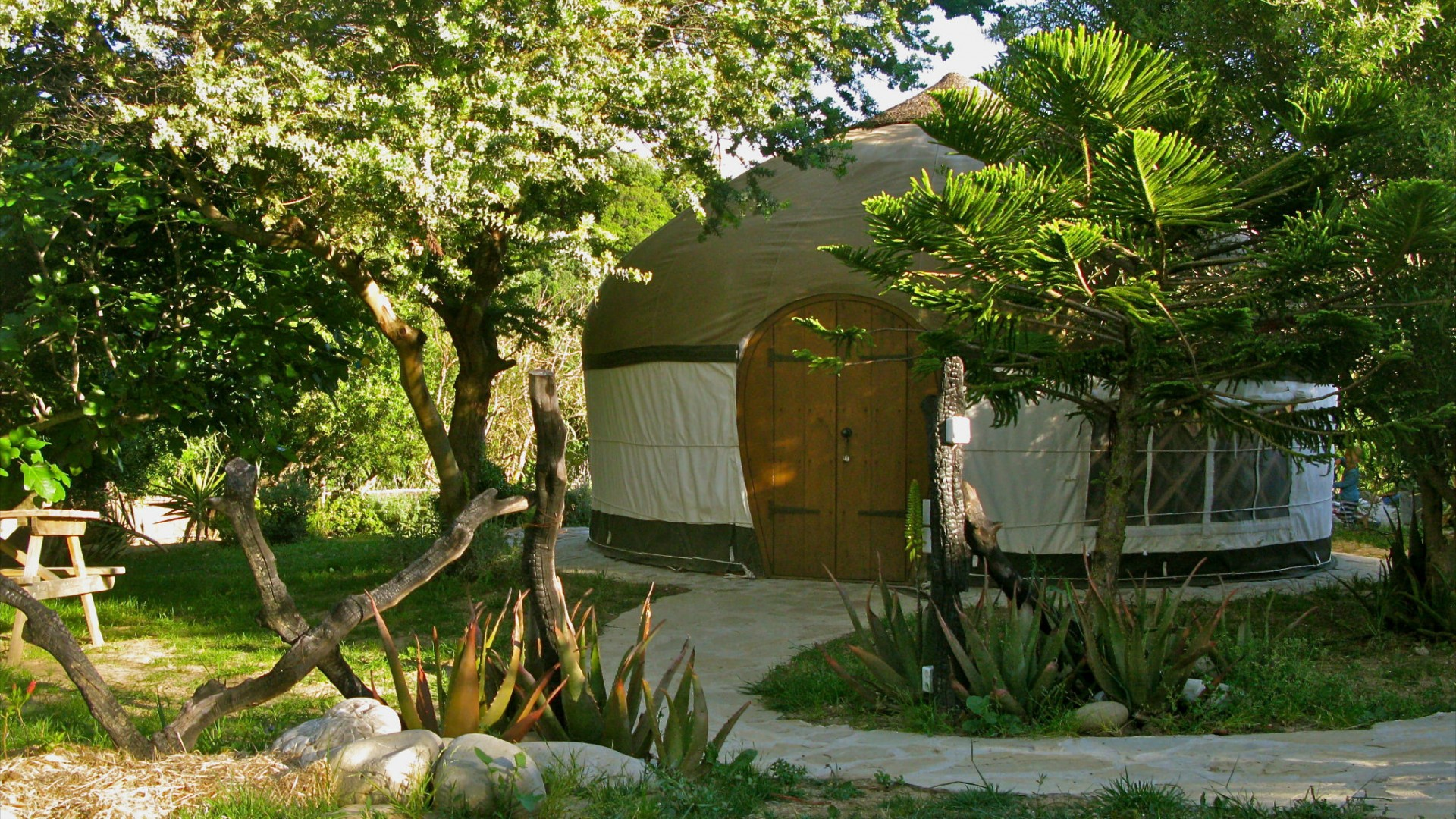 Yurts Tarifa, Andalusia, Spain