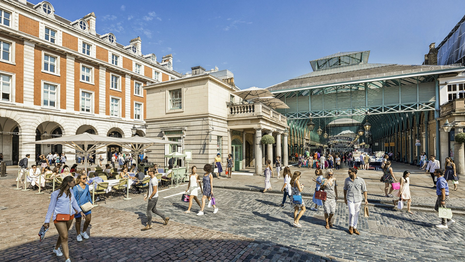 Covent Garden, England