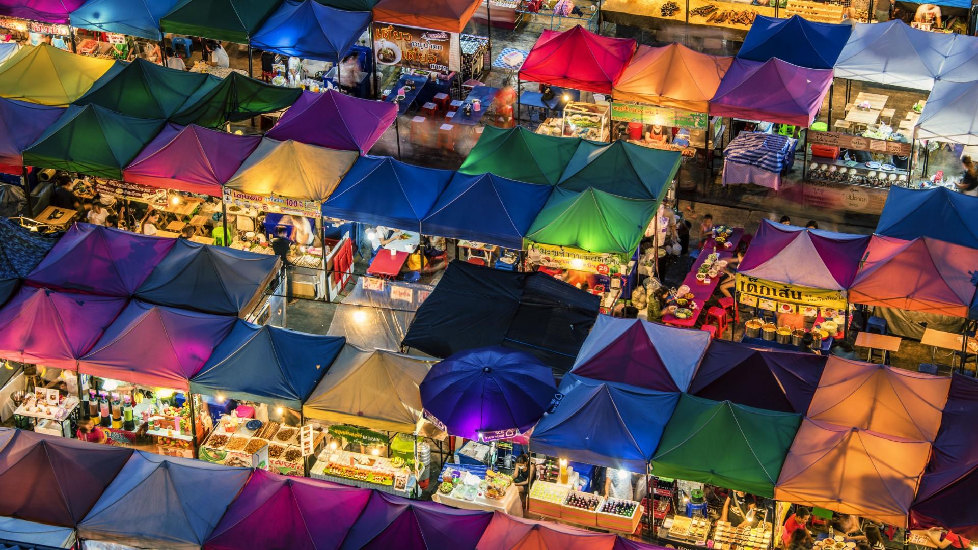 Chatuchak Market, Thailand