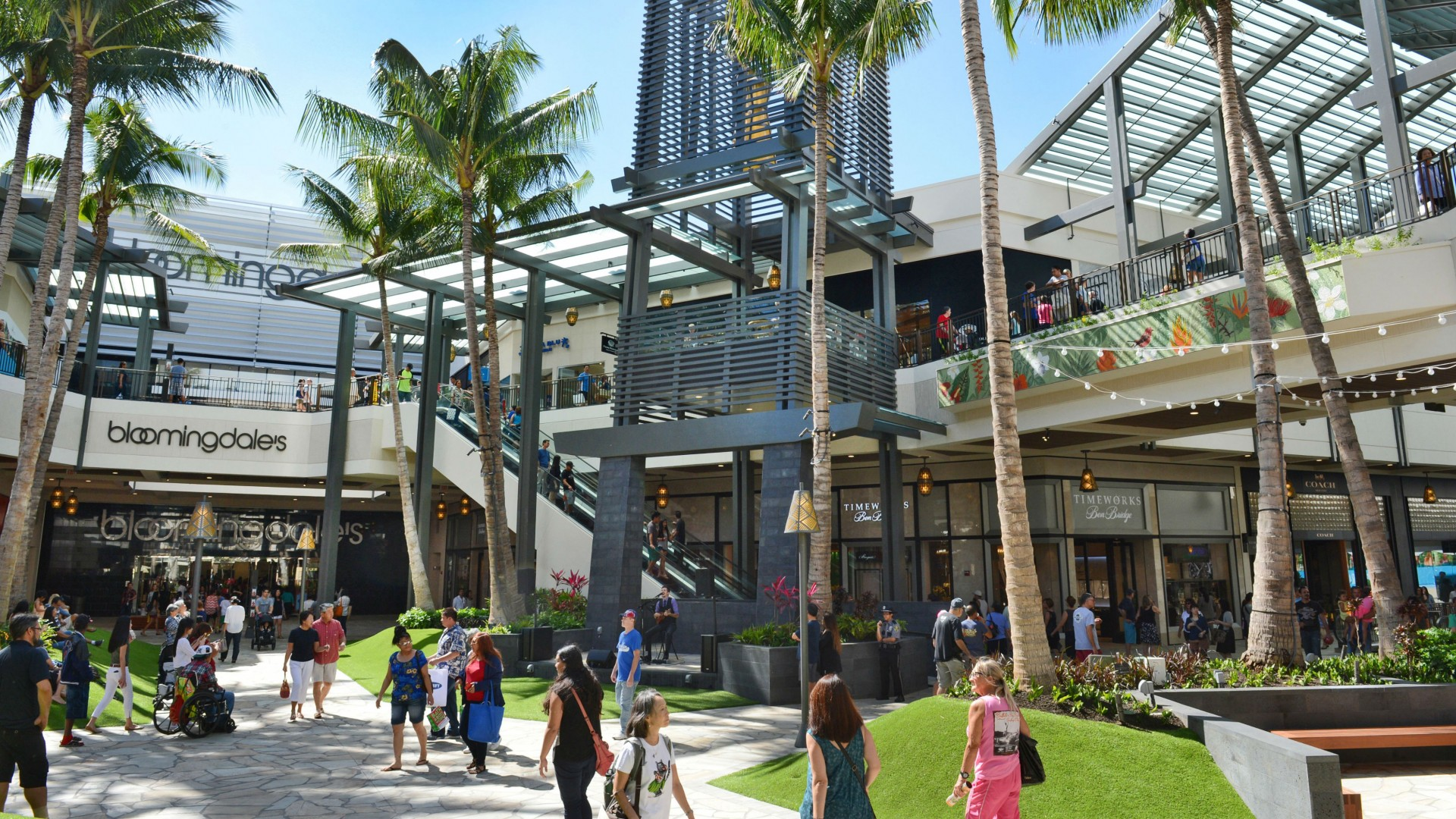 Ala Moana Center, Hawaii