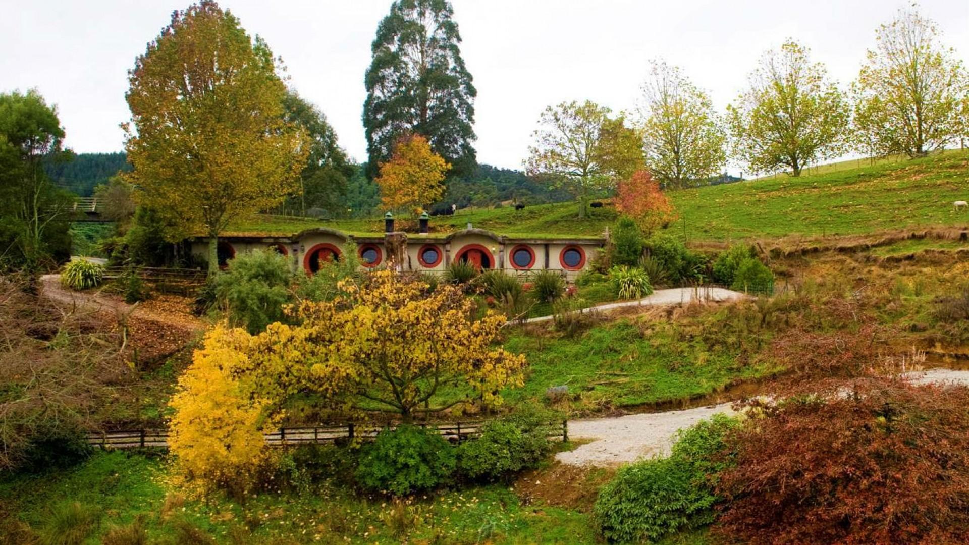 Woodlyn Park, New Zealand