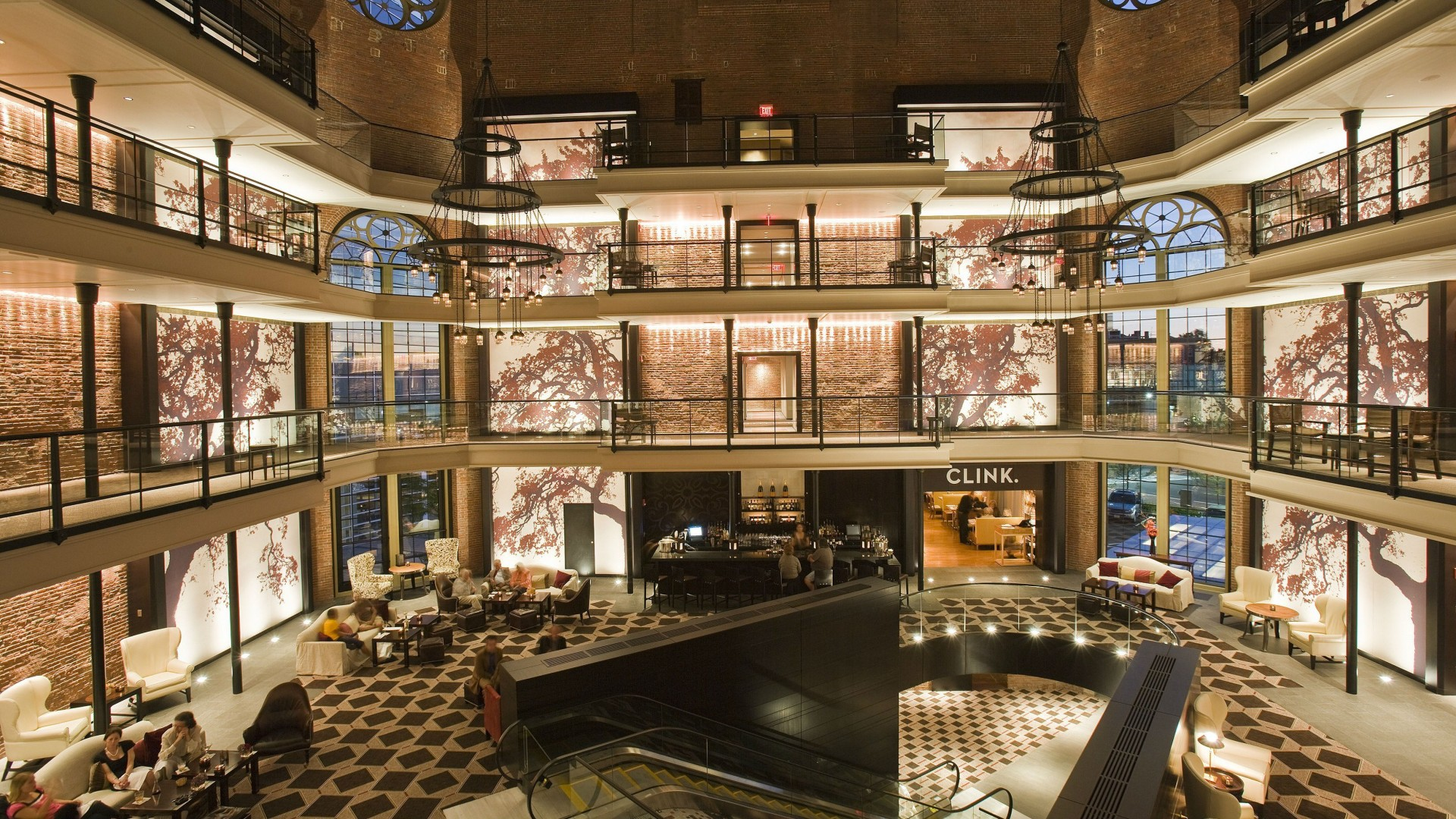 The Liberty Hotel, Massachusetts