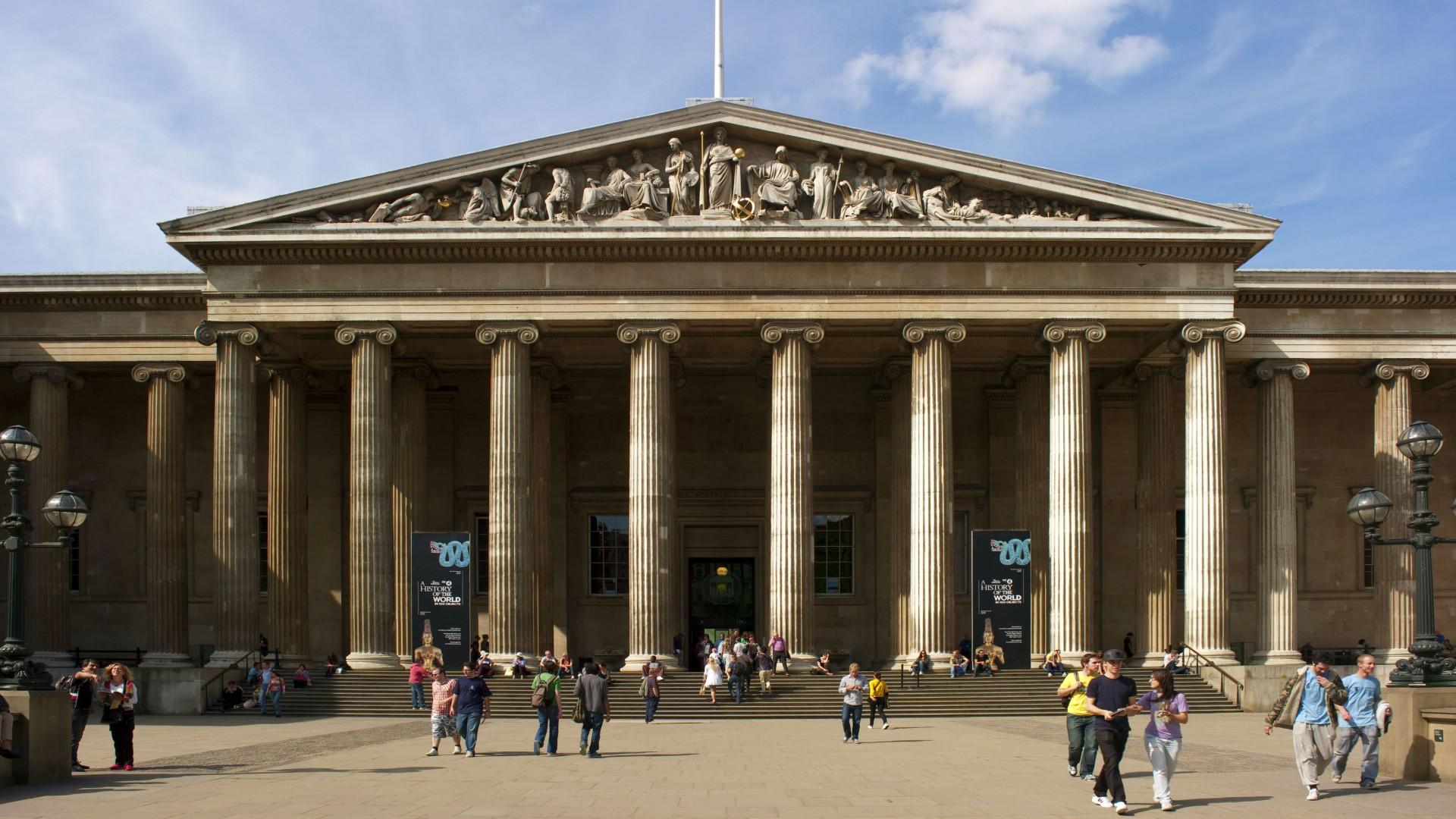 The British Museum, England
