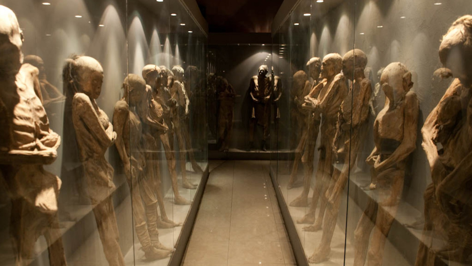 Museo de las Momias, Mexico