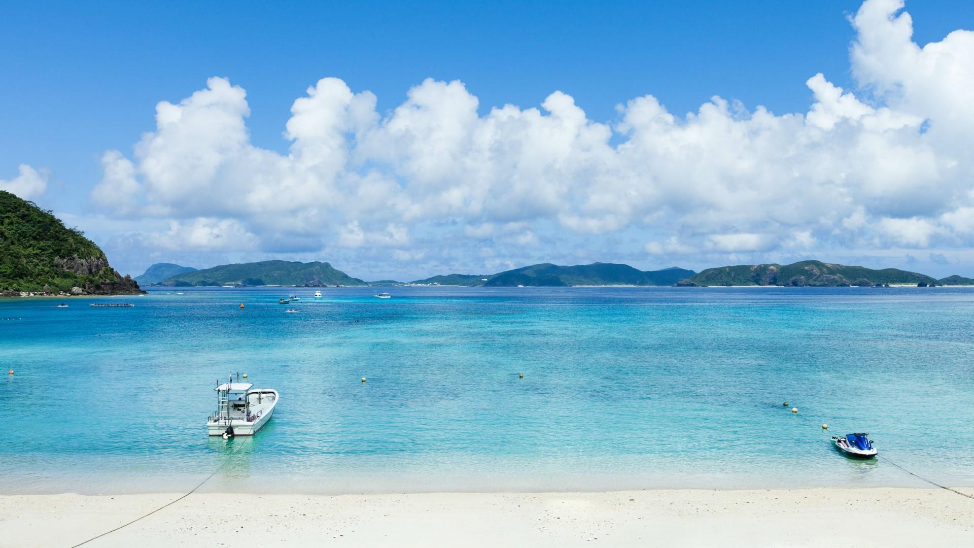 Kerama Islands, Japan