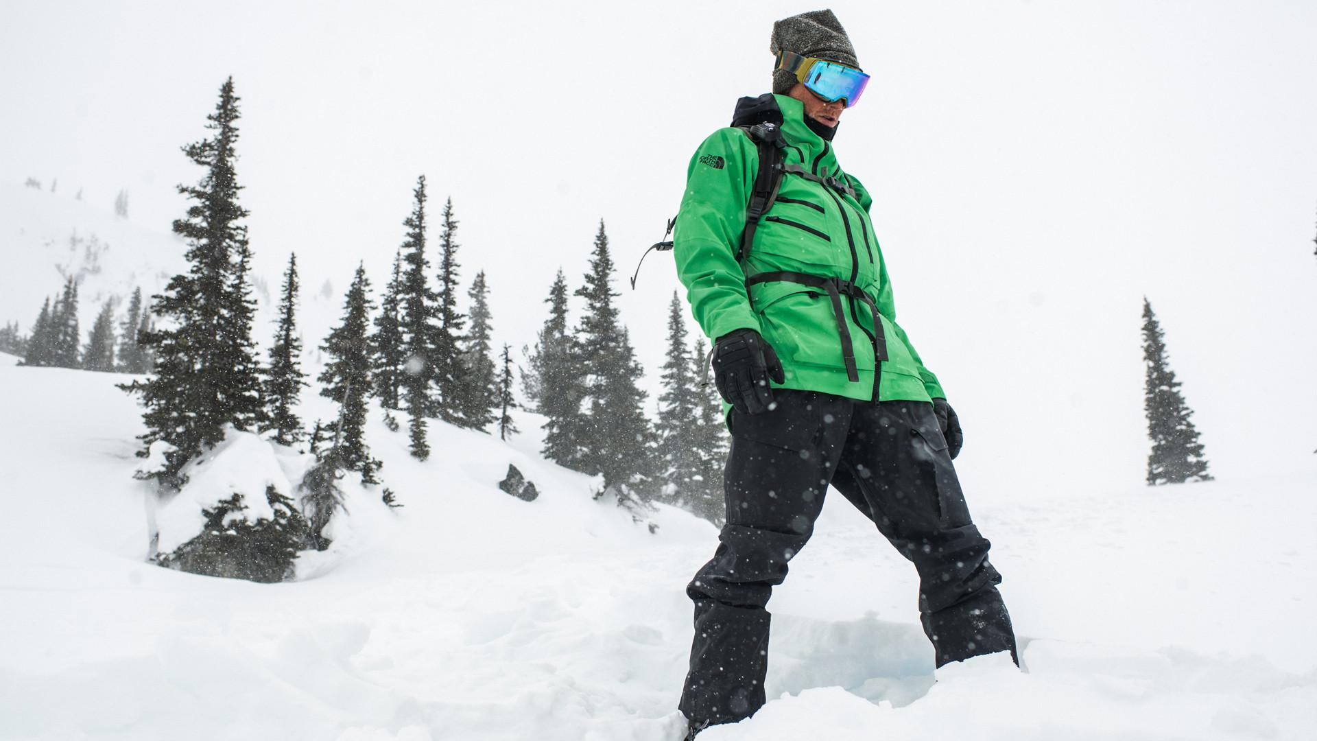 The North Face Brigandine jacket
