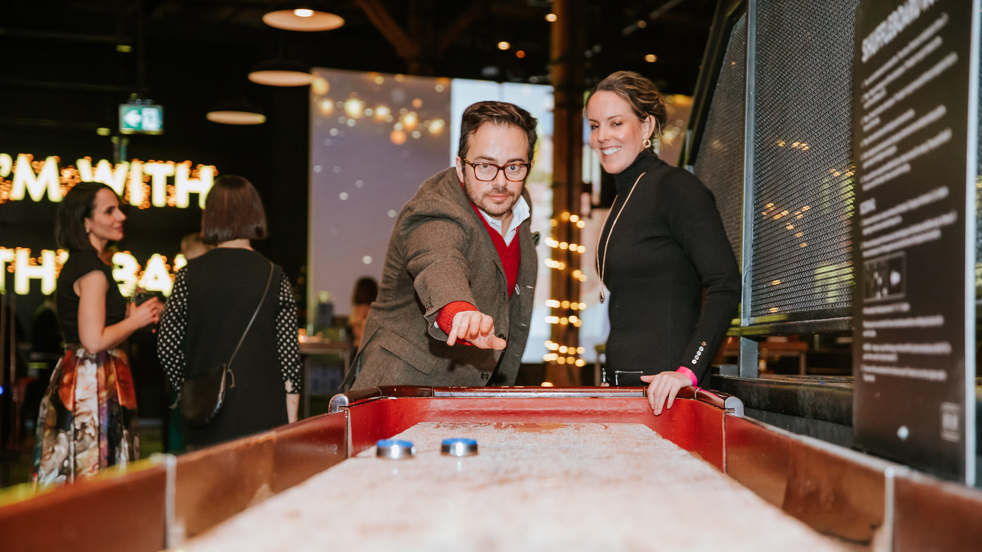 Twenty Two Media Holiday Party