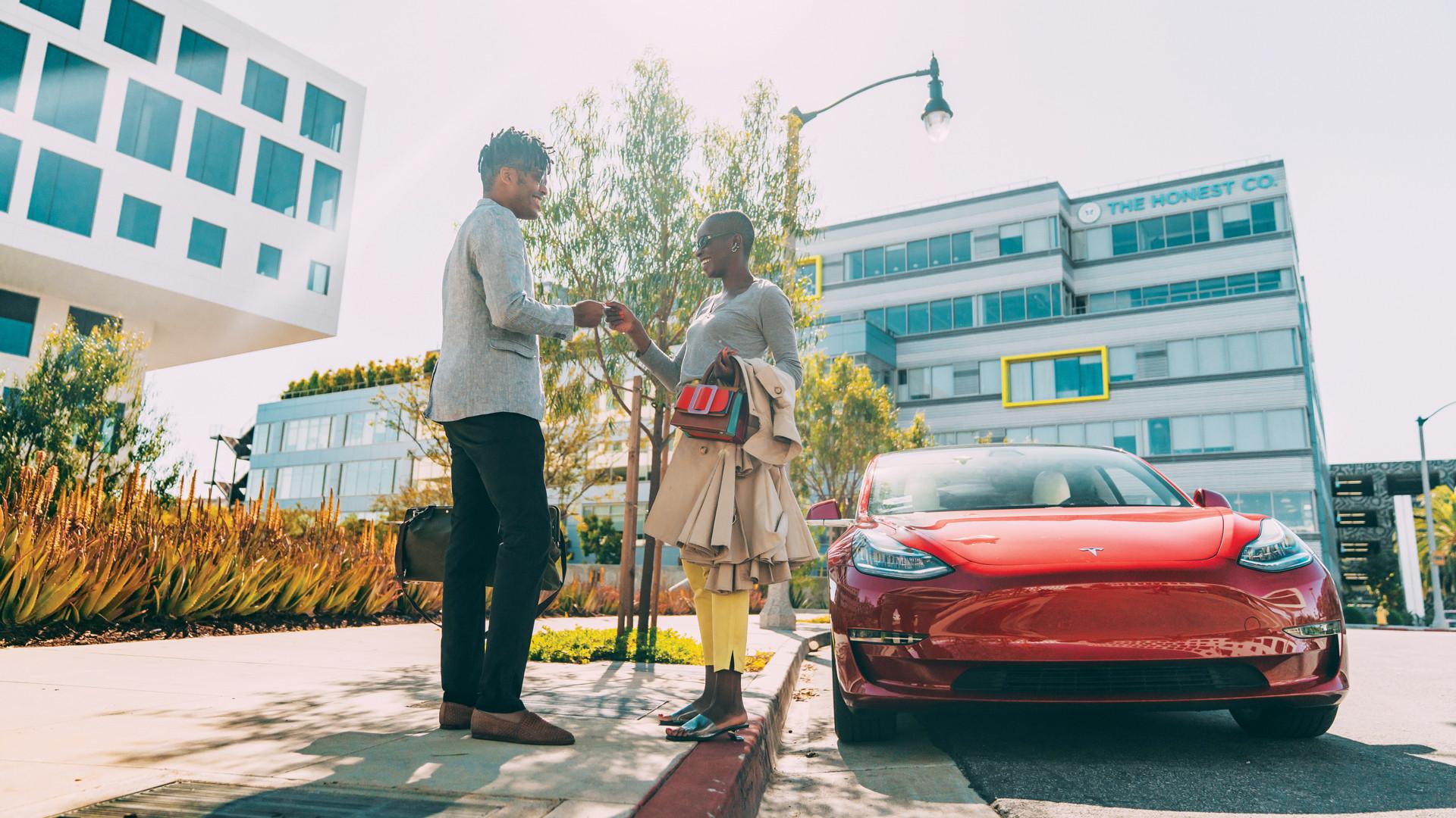 Turo car sharing app