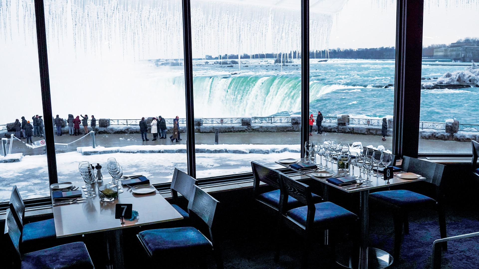 Table Rock House Restaurant, Niagara Falls, Ontario