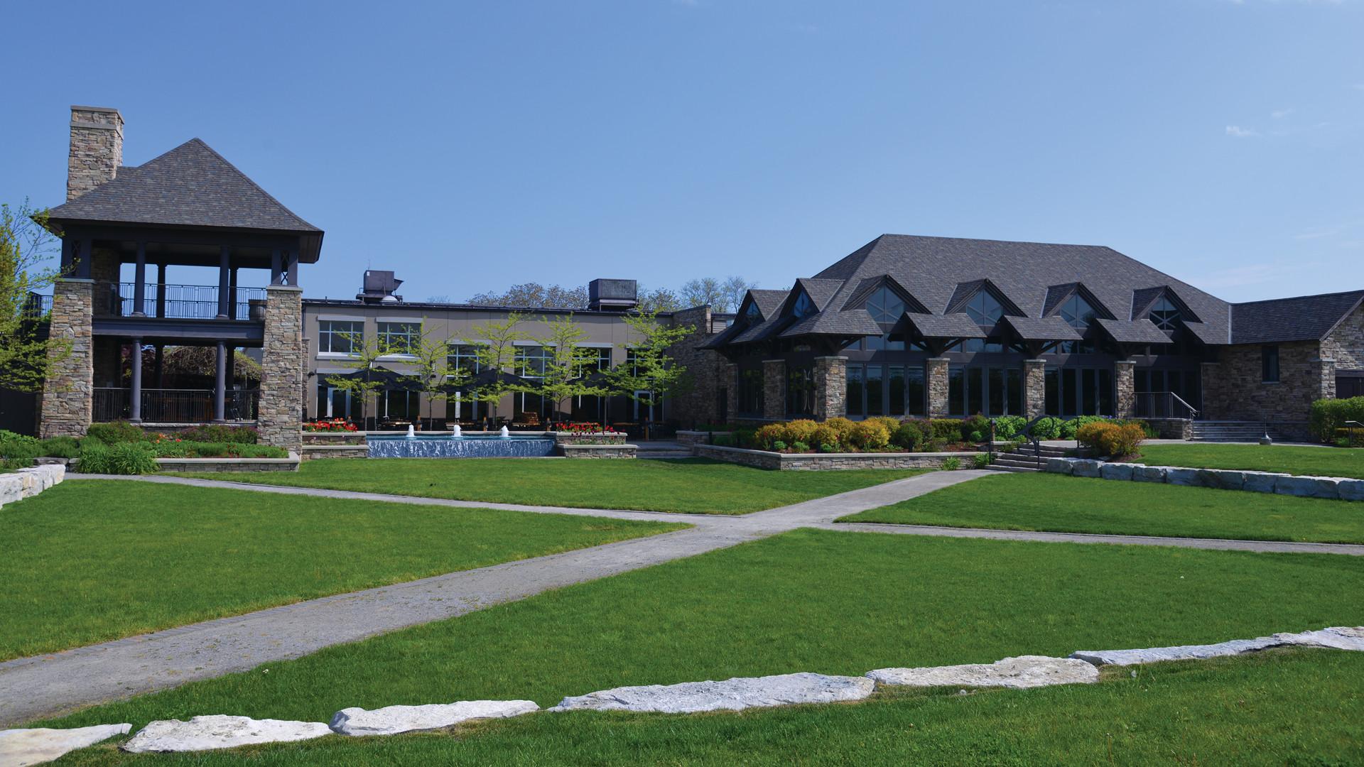 Trius Winery and Restaurant, Niagara-on-the-Lake, Ontario