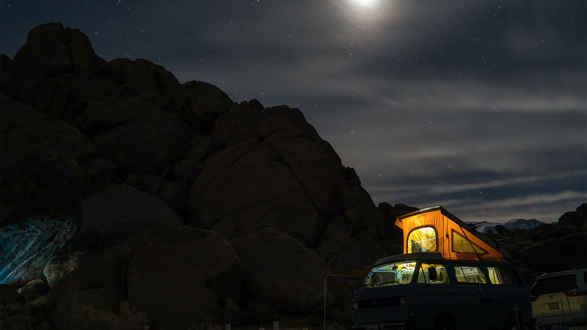 van life road trip