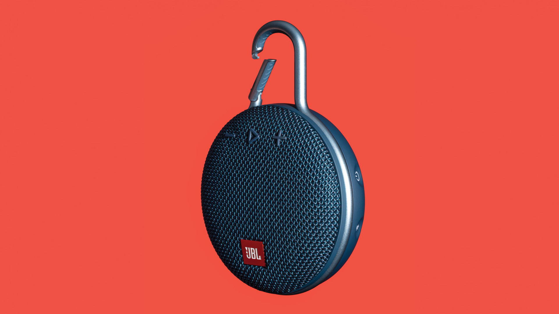 JBL Clip 3 Portable Waterproof Bluetooth Speaker
