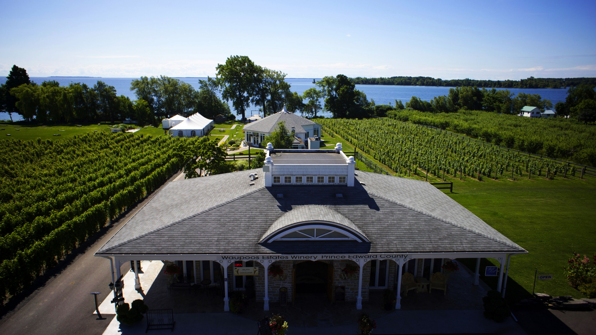 Best Prince Edward Wineries | Waupoos Estate Winery