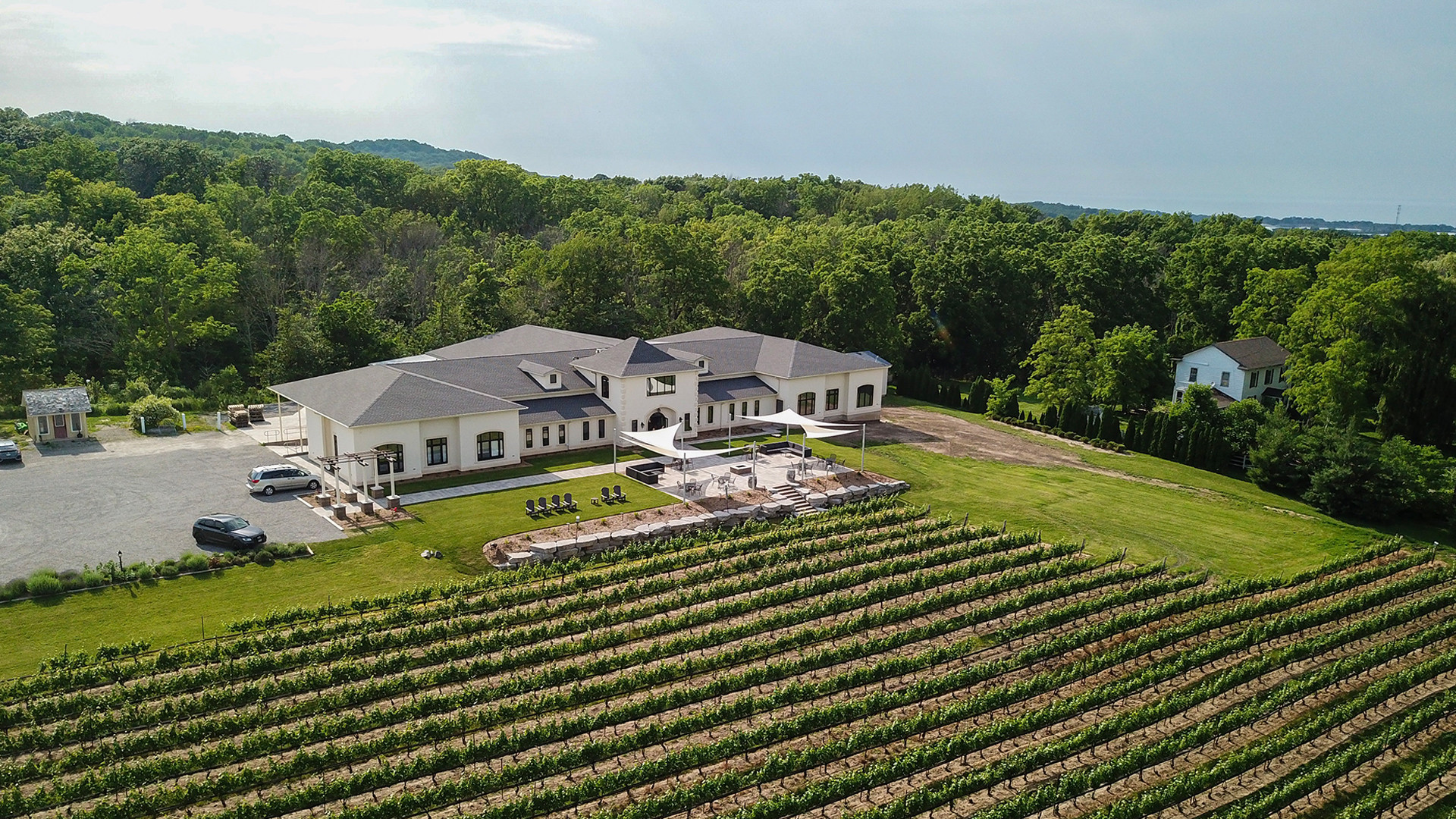 The best wineries in Niagara-on-the-Lake | Rosewood Estates Winery