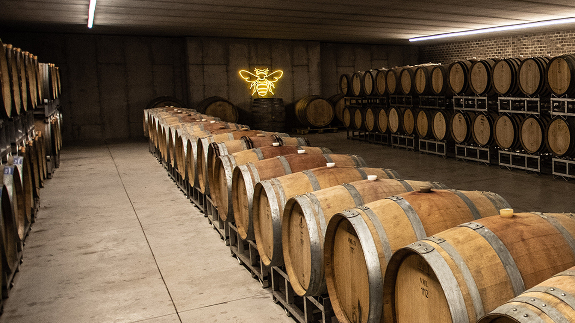 The best wineries in Niagara-on-the-Lake | Wine barrels in the Rosewood Estates Winery cellar